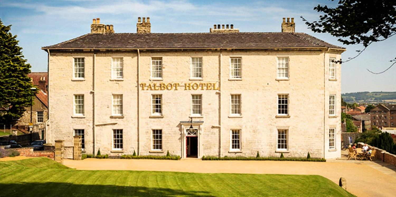 The Talbot Hotel -- Malton