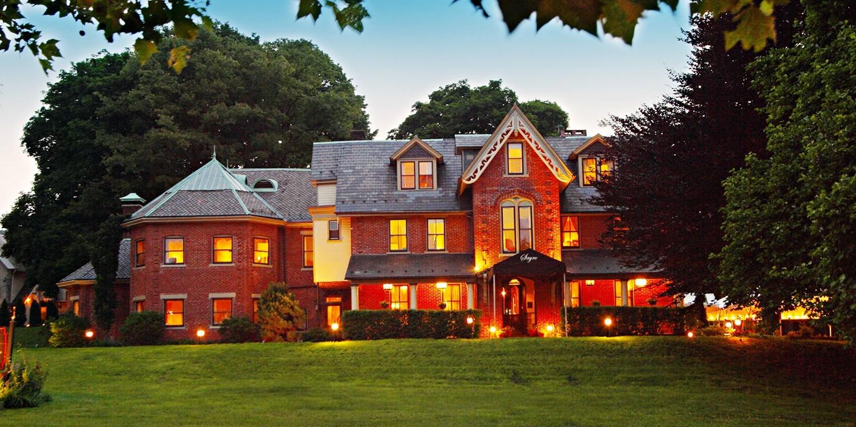 The Sayre Mansion -- Bethlehem, PA