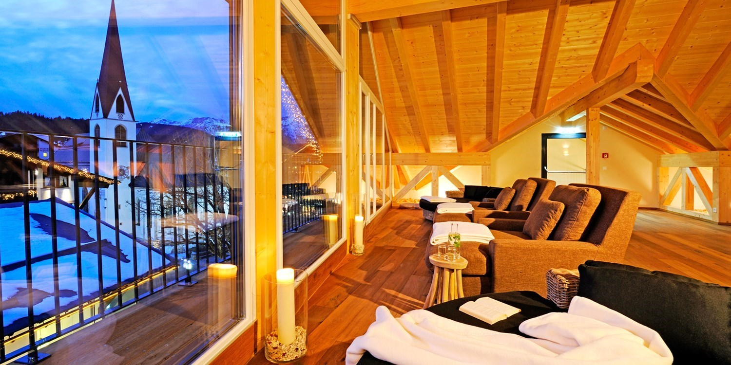Krumers Post Hotel And Spa -- Seefeld in Tirol, Austria