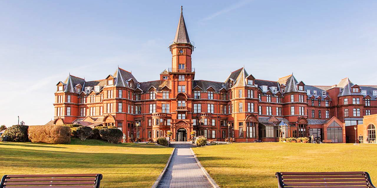 Slieve Donard Resort and Spa -- Newcastle, Northern Ireland