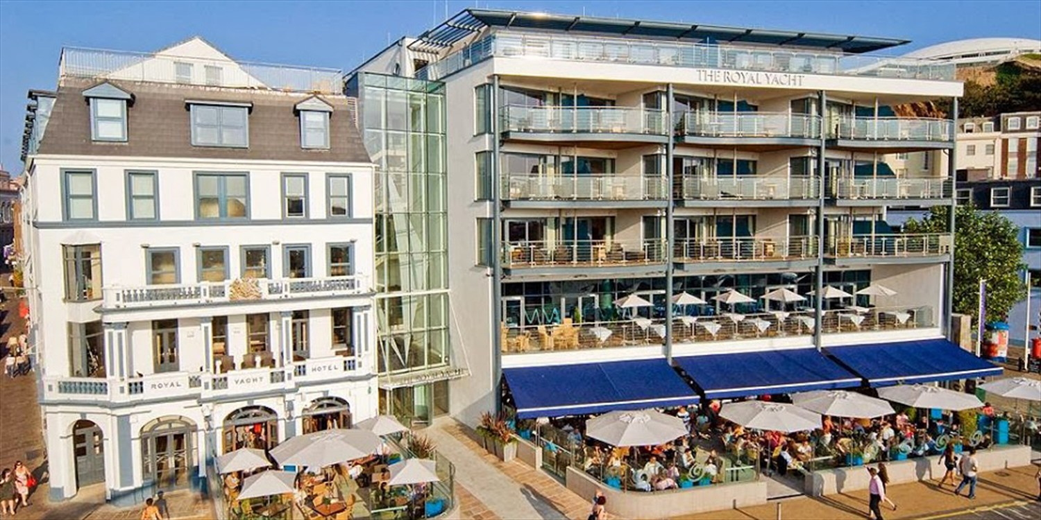 The Royal Yacht Hotel -- St. Helier, United Kingdom