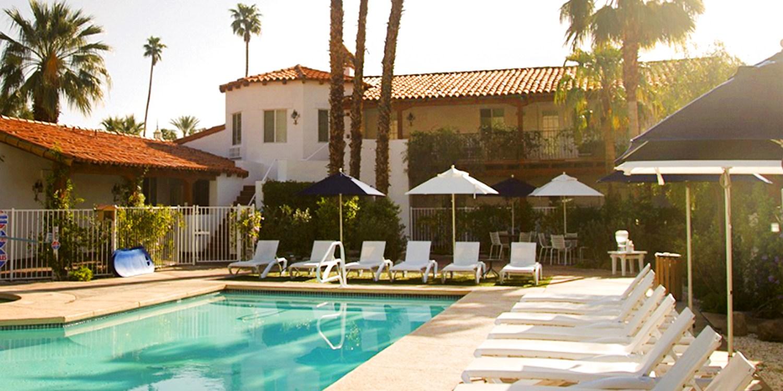Alcazar Palm Springs -- Palm Springs, CA