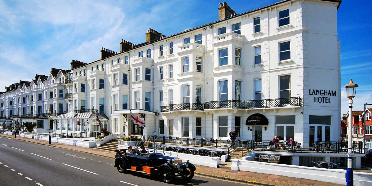 Langham Hotel Eastbourne -- Eastbourne, United Kingdom