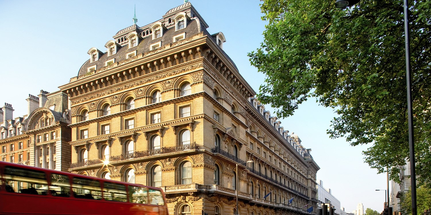 The Grosvenor Hotel -- Central London