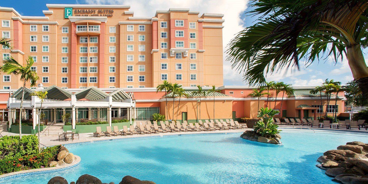 Embassy Suites by Hilton San Juan Hotel & Casino -- Carolina, Puerto Rico