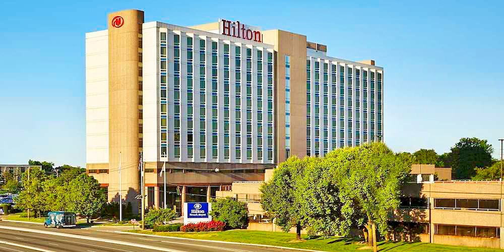 Hilton Newark Airport -- Newark, NJ