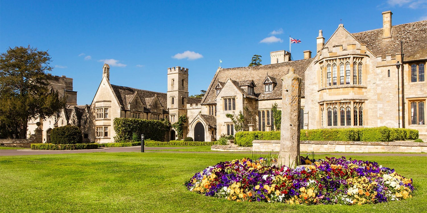 Ellenborough Park -- Cheltenham