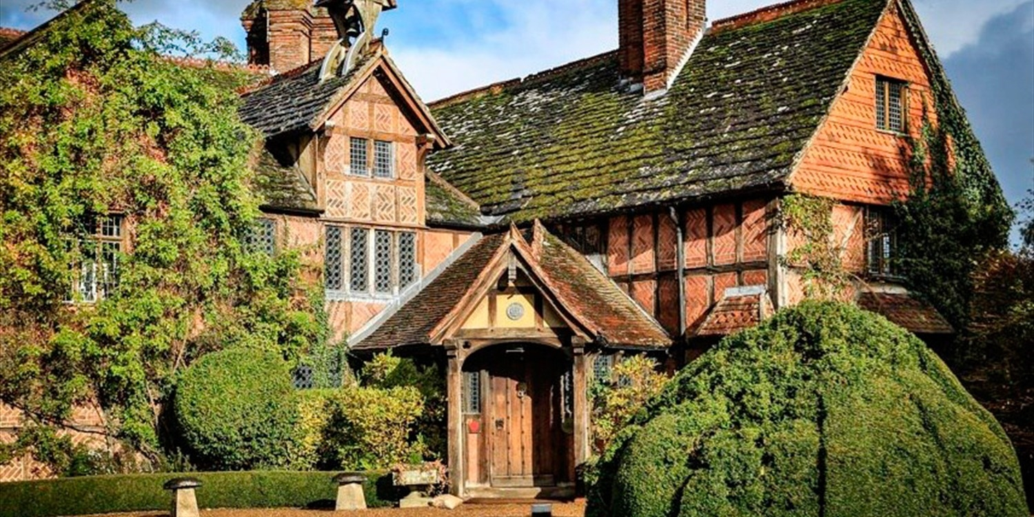 Langshott Manor -- Horley, United Kingdom