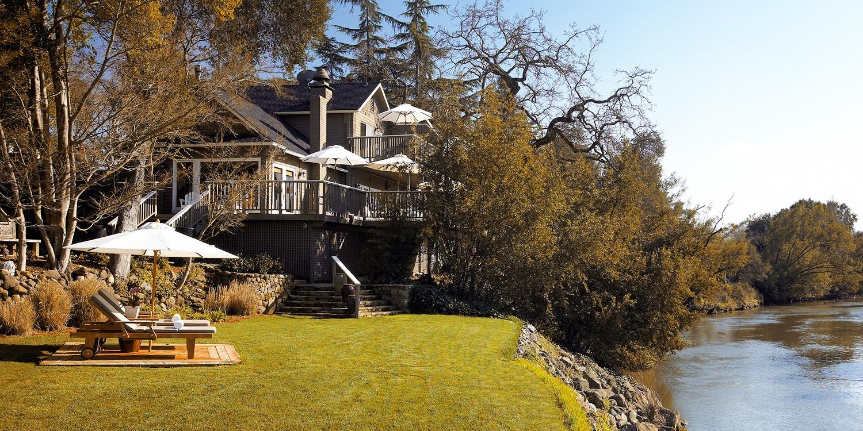 Milliken Creek Inn & Spa -- Napa, CA