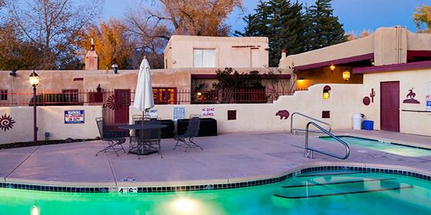 El Pueblo Lodge -- Taos, NM