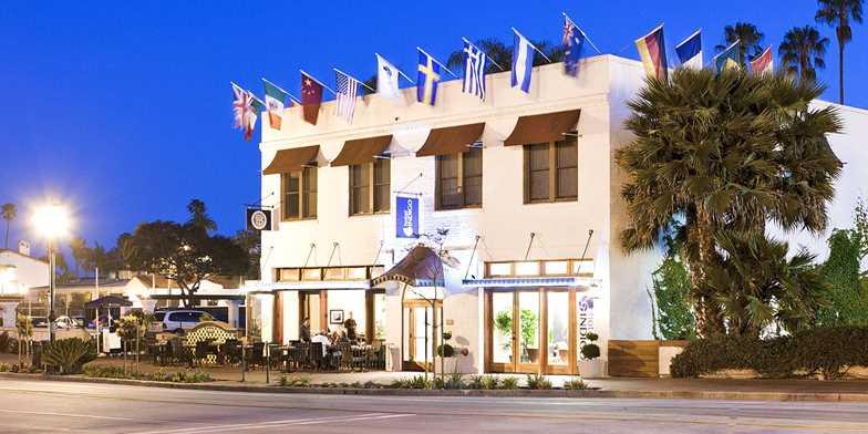 Santa Barbara Hotels >> Hotel Indigo Santa Barbara Travelzoo