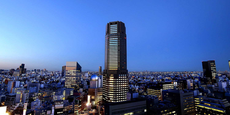 Cerulean Tower Tokyu Hotel -- Tokio, Japan