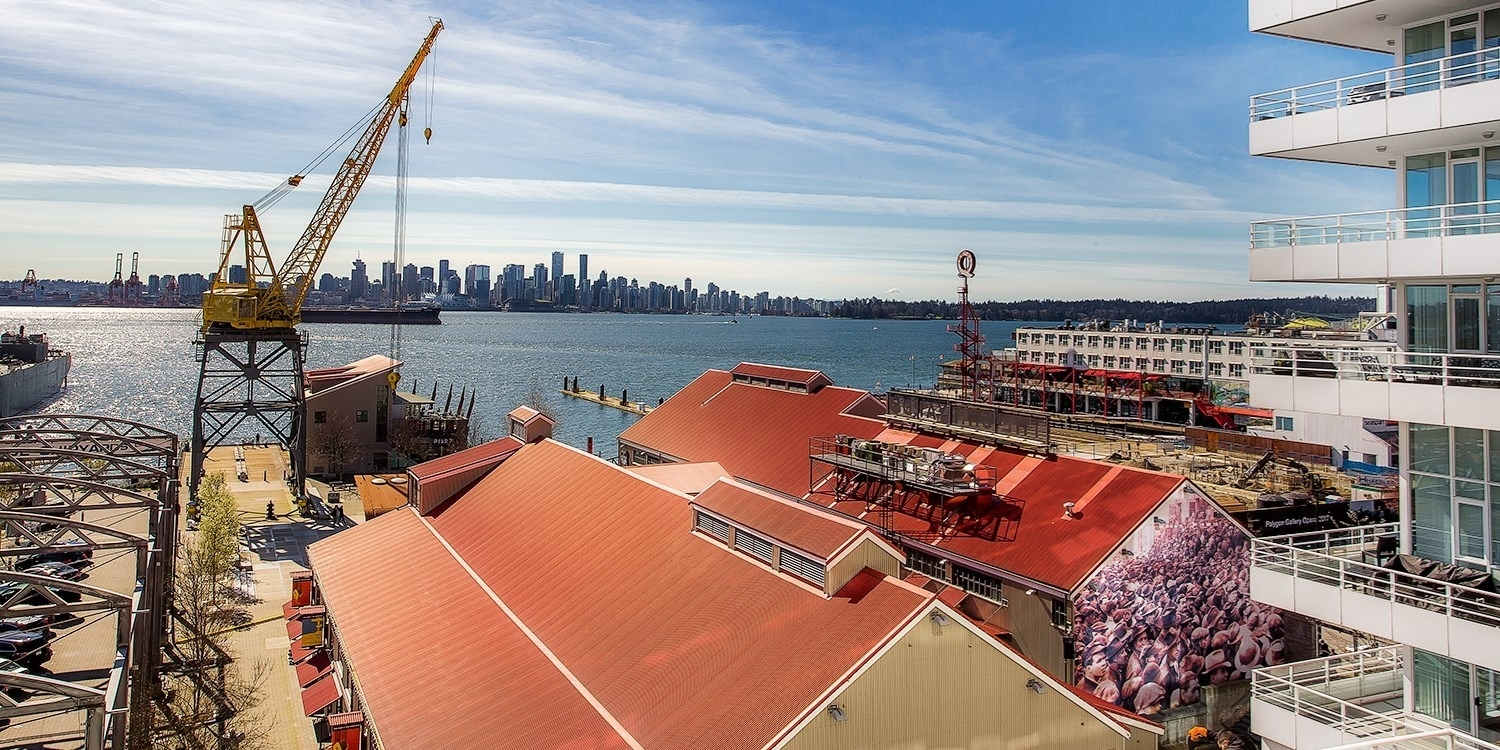 $121 – North Vancouver WaterfrontHotel, Reg. $174 -- Vancouver, Canada