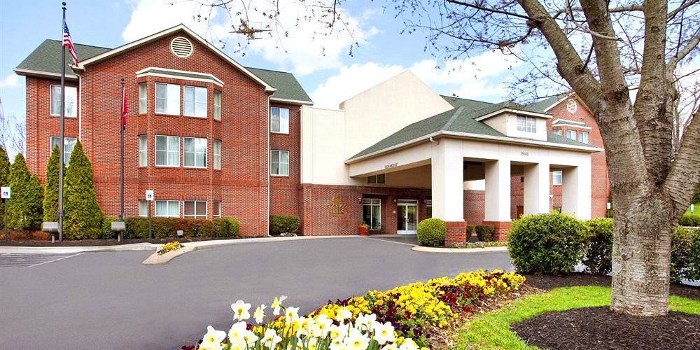 Homewood Suites by Hilton Nashville Airport -- Nashville, TN