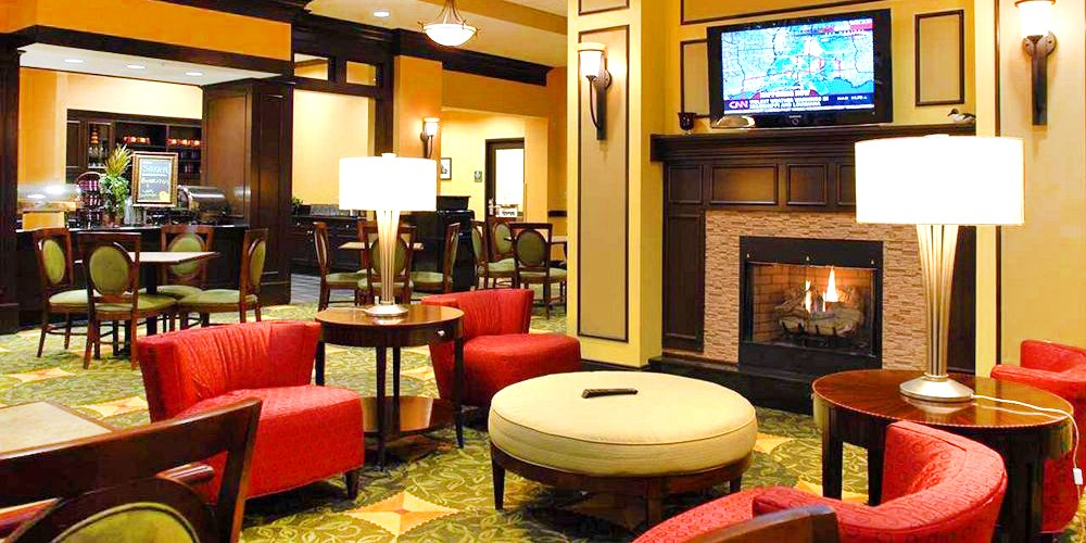 Homewood Suites by Hilton Nashville Downtown -- Nashville, TN