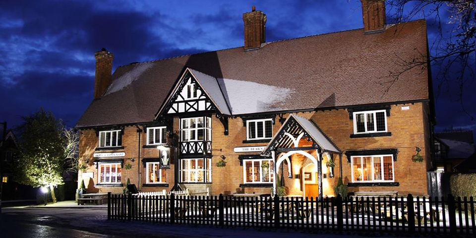 Bears Paw Inn -- Sandbach, United Kingdom