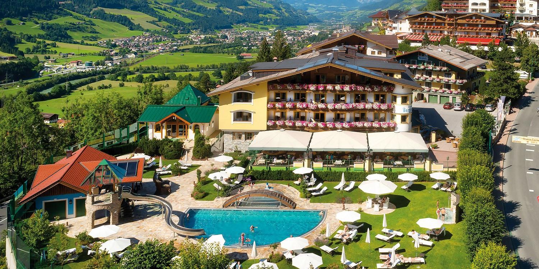 Verwöhnhotel Berghof -- Salzburger Land, Österreich