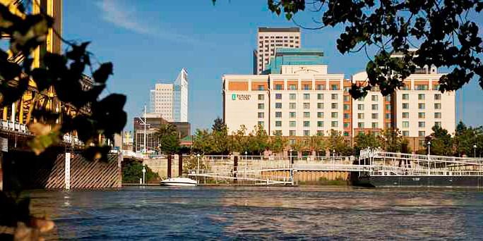 Embassy Suites by Hilton Sacramento - Riverfront Promenade -- Sacramento, CA