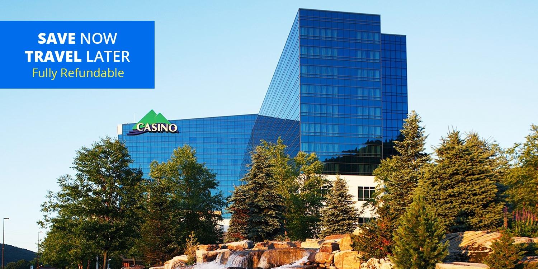 Seneca Allegany Resort & Casino - Adults Only -- Salamanca, NY