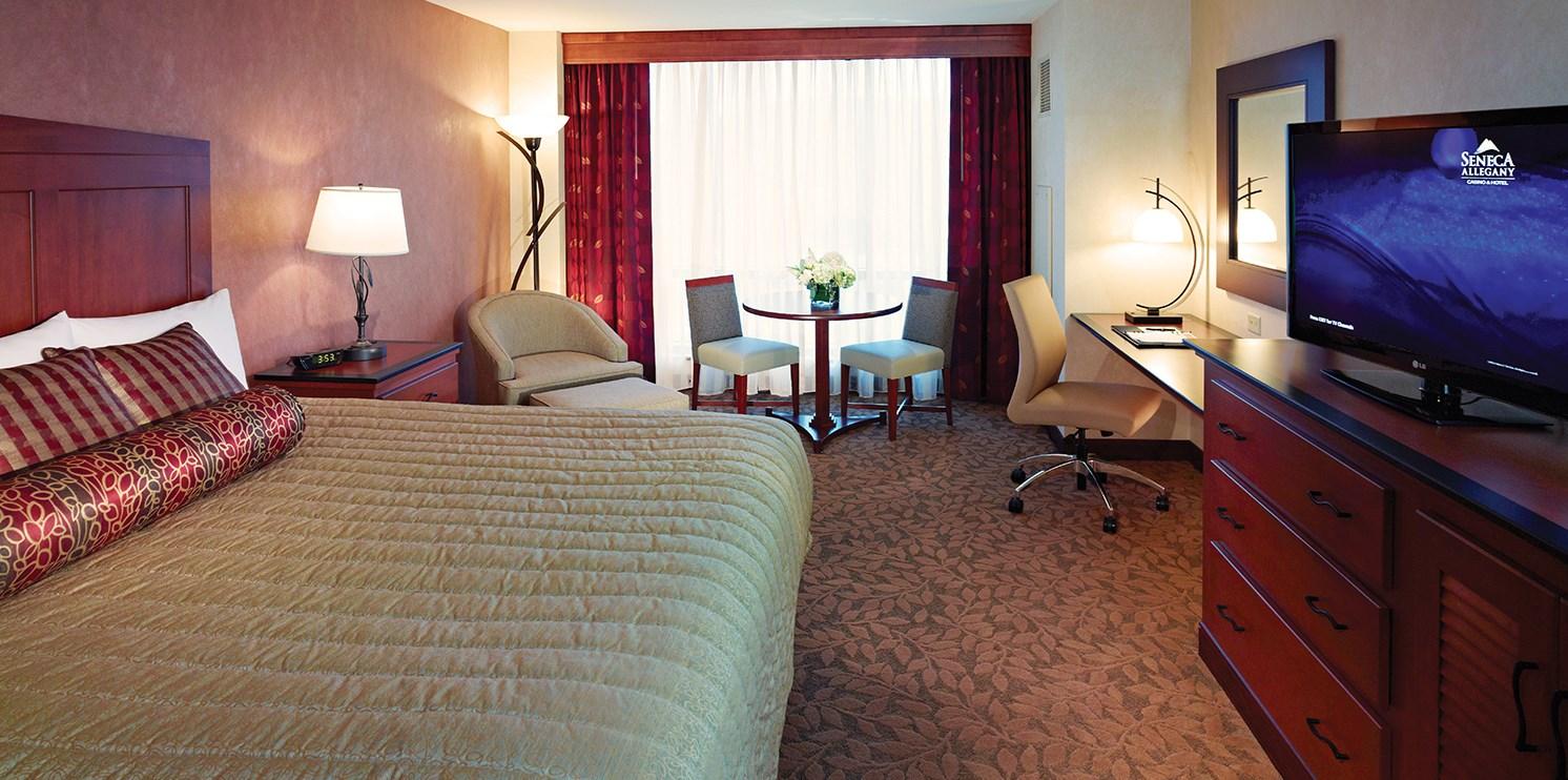 Seneca Allegany Casino Hotel Rooms