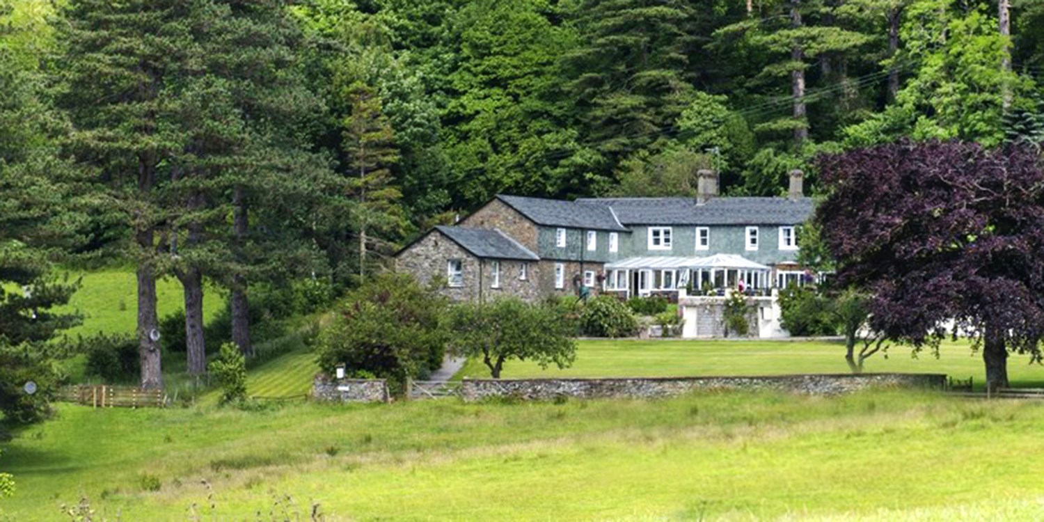 Ravenstone Lodge -- Lake District, United Kingdom