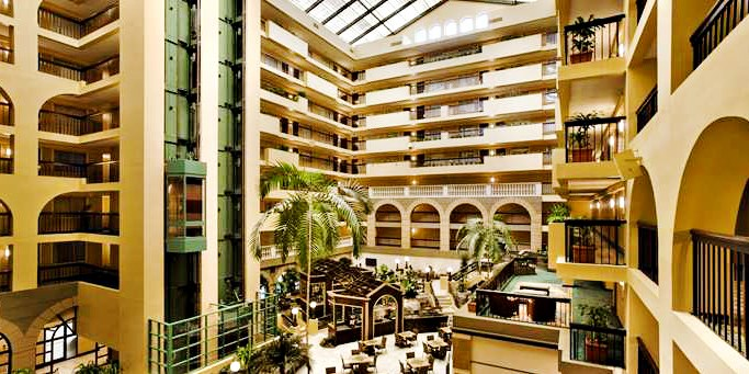 Embassy Suites Raleigh-Crabtree -- Raleigh, NC