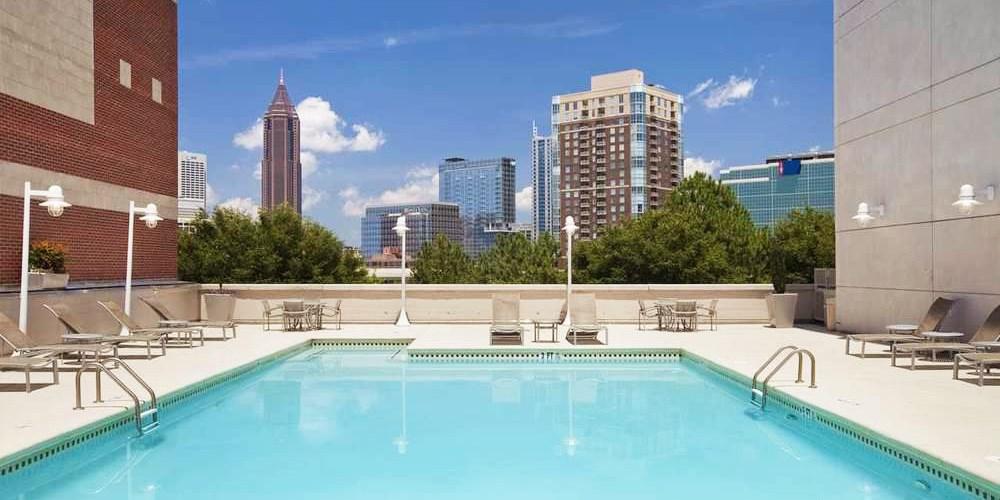 Embassy Suites Atlanta at Centennial Olympic Park | Travelzoo