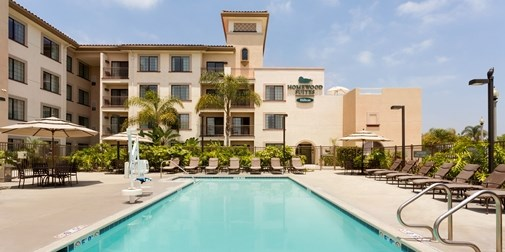 Homewood Suites by Hilton San Diego Airport/Liberty Station -- San Diego, CA - San Diego Intl (SAN)