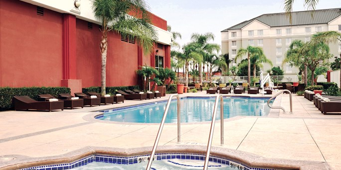 Embassy Suites Hotel Anaheim South -- Garden Grove, CA