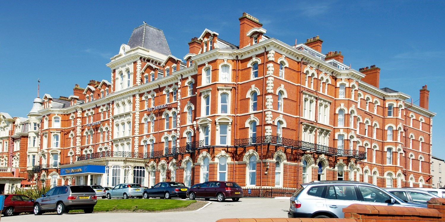 The Imperial Blackpool Hotel