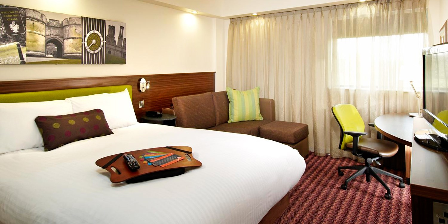 Hampton by Hilton Birmingham Broad Street -- Birmingham, United Kingdom