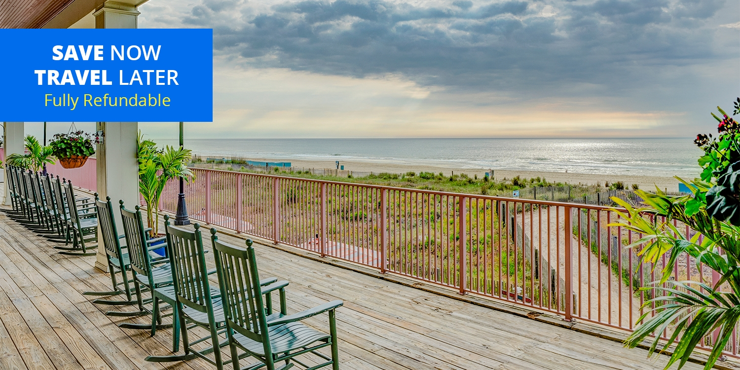 $99 & up – Ocean City Hotel w/Drinks, up to 45% Off -- Ocean City, MD