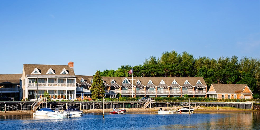 $287 – NY: Waterfront Resort in the Hamptons, 50% Off -- The Hamptons, NY