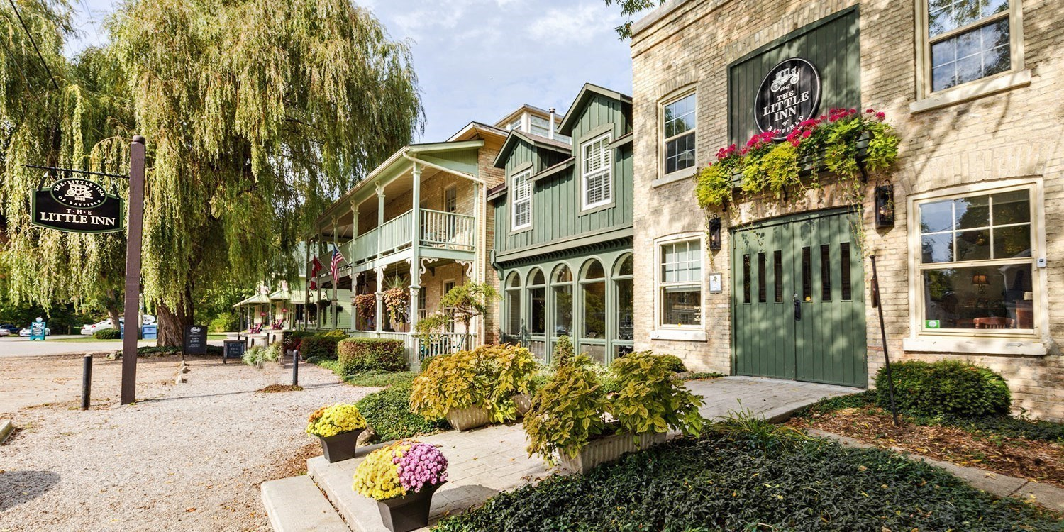 The Little Inn of Bayfield -- Bayfield, Canada