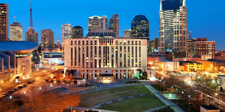 Hilton Nashville Downtown -- Nashville, TN