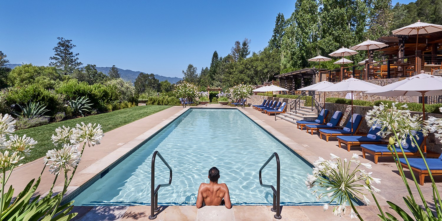 Calistoga Ranch, An Auberge Resort -- Calistoga, CA