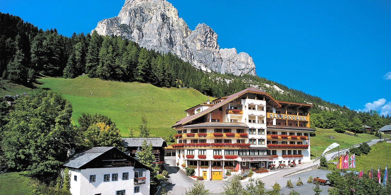 Hotel Sassongher -- Corvara, Italien