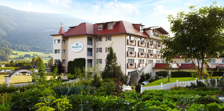 169€ – Hochgelobtes Südtirol-Hotel mit 5-Gang-Menüs, -45% -- Bruneck, Italien