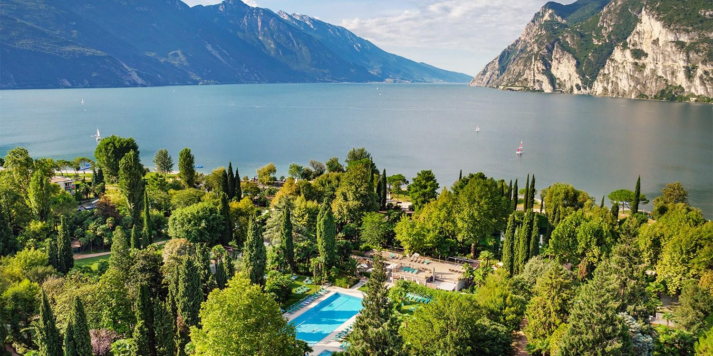 Du Lac et Du Parc Grand Resort -- Riva del Garda, Italy