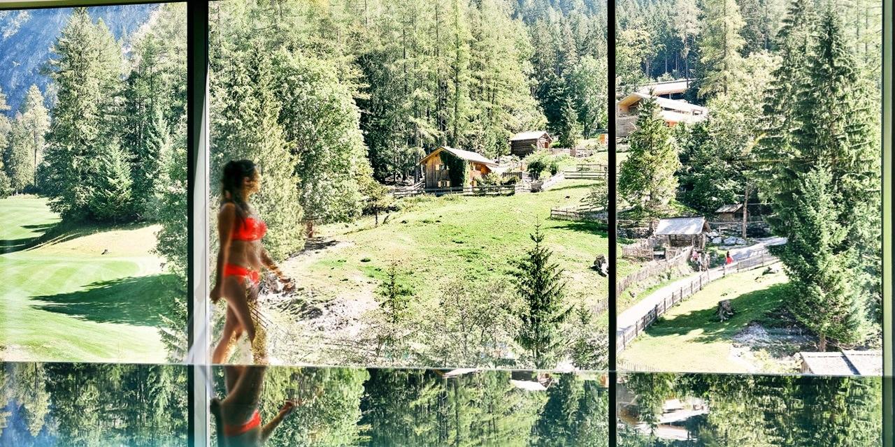 £366 – Austria: 2-night break in a mountain hotel with infinity pool, 52% off -- Brand, Austria