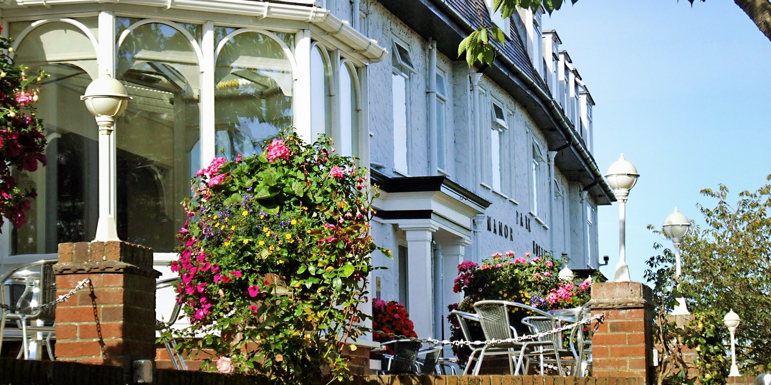 Park Manor Hotel -- Scarborough, United Kingdom