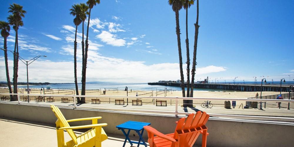 Beach Street Inn and Suites -- Santa Cruz, CA