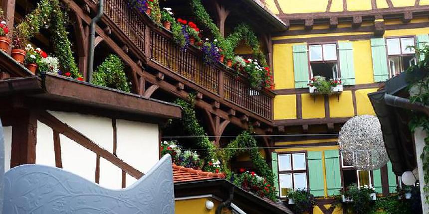 Hezelhof Hotel -- Dinkelsbühl