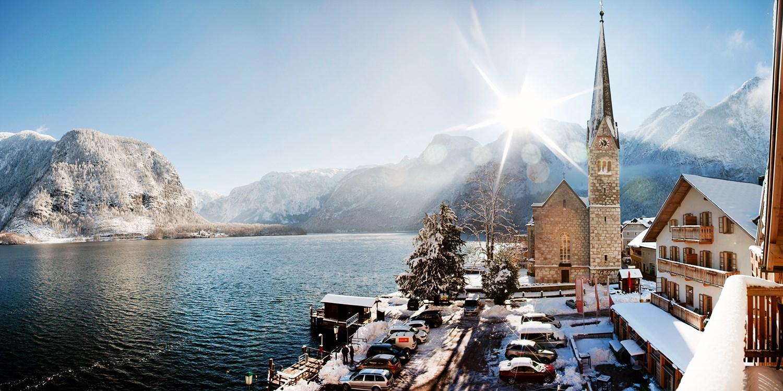 $349 & up – Austria: 2-night break at Lake Hallstätt, save 39% -- Hallstatt, Austria