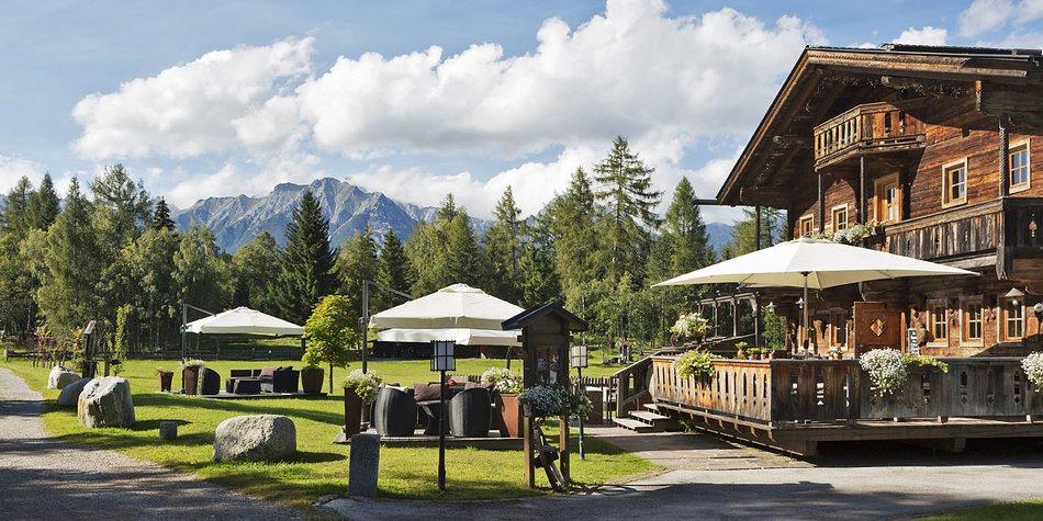 Hotel Lärchenhof -- Seefeld in Tirol, Österreich