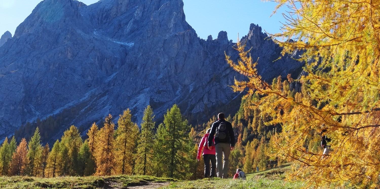 169€ – Wellness in den Dolomiten mit 5-Gang-Menüs, -45% -- Innichen, Italien