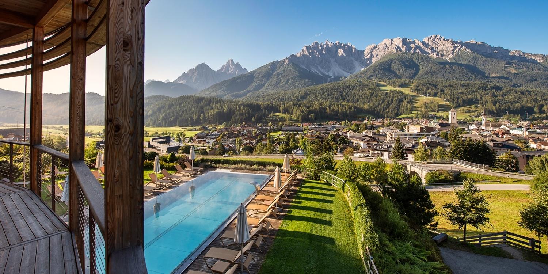 179€ – Wellness in den Dolomiten mit HP, -43% -- Innichen, Italien