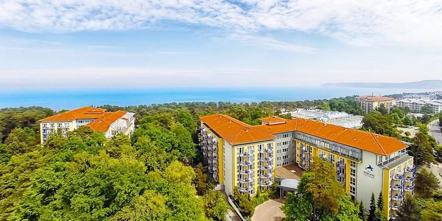 IFA Rügen Hotel & Ferienpark -- Ostseebad Binz
