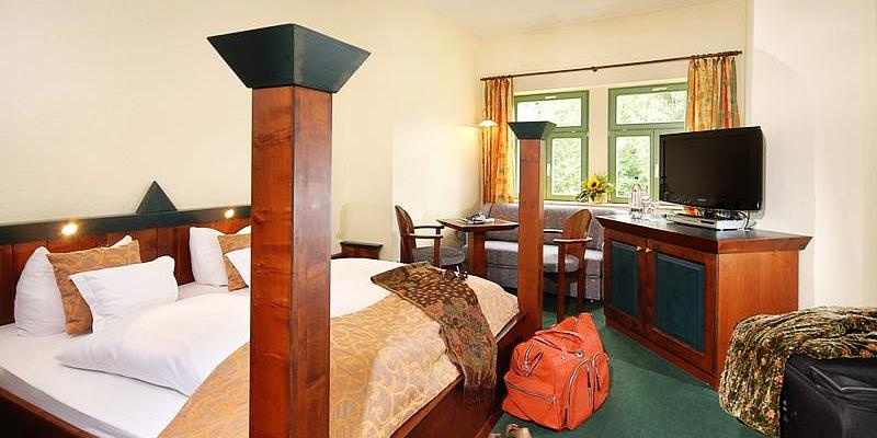 Hotel Saigerhütte -- Olbernhau