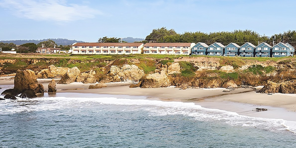 Surf & Sand Lodge -- Fort Bragg, CA